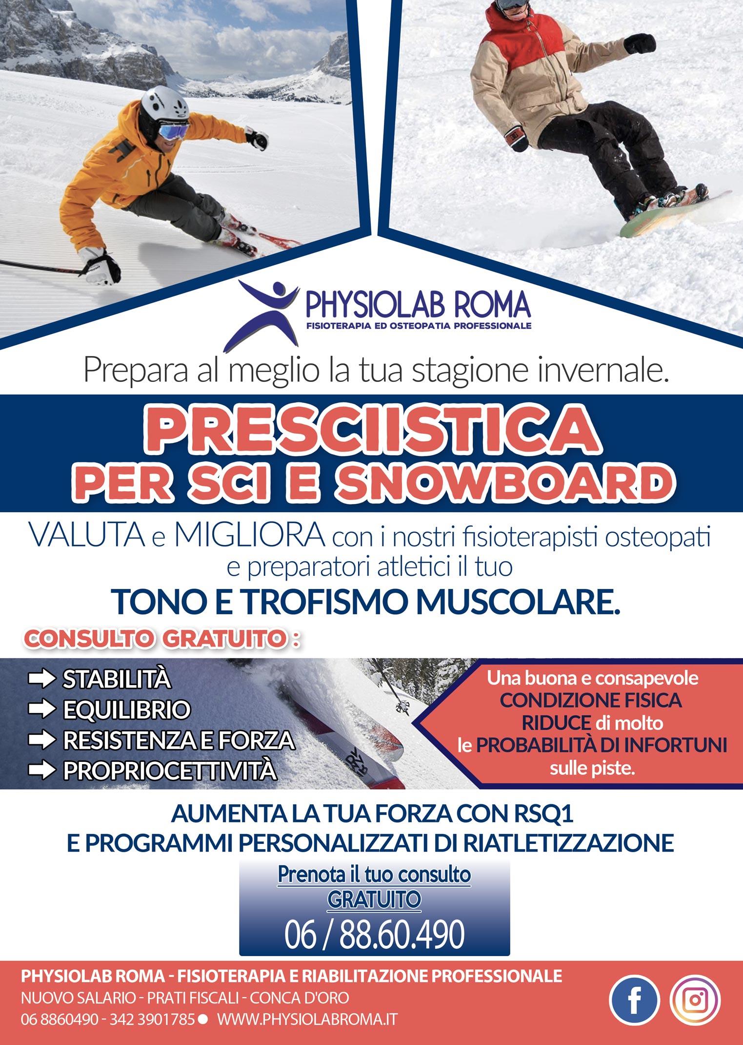 Studio Fisioterapia Roma Physiolab Roma